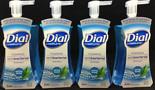Dial Complete Foaming Antibac Hand Soap Spring Water Scent - 7.5oz pk of 4