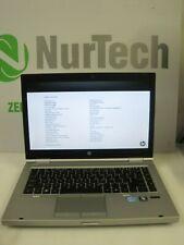 "HP Elitebook 8460p 14"" Core i7 2.7GHz 4GB/160GB DVDRW Webcam Linux Laptop + AC"