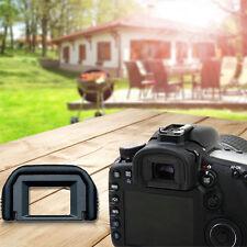 For EF Viewfinder EF Rubber Eyepiece Eyecup Black for Canon SLR Camera Hot New