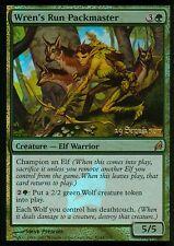 Wren 's Run Pack Master foil | ex | versiones preliminares Promo | Magic mtg