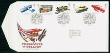 Mayfairstamps Great Britain FDC 2003 Toys of Tranportation Combo First Day Cover