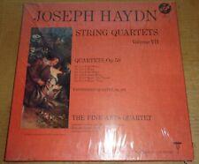 Fine Arts Quartet HAYDN String Quartets Op.50, Op.103 - Vox Box SVBX 595 SEALED