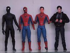 Hot Medicom Toys Spiderman set of 4 1/6 scale figures