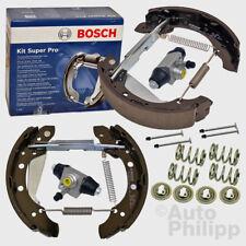 BOSCH Bremsbacken Satz Super Pro VW GOLF 3 POLO 9N 6N LUPO FOX SEAT IBIZA AUDI