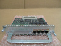 Cisco NM-BRI 4B-S/T ISDN 4 Port Ethernet RJ45 Network Module Card 800-01236-03D0