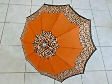 1 x  Regenschirm Knirps Taschenschirm Etui Damen,- & Herrenschirm Unwetter