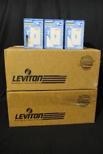 """33 Boxes of Leviton Midway 3/8"""" Larget 10 Pack per box White; New 330 Total"""