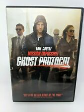 Mission: Impossible - Ghost Protocol (DVD, 2012)