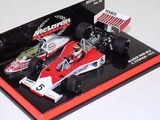 1/43 Minichamps F1 Formula 1  McLaren Ford 1974 Texaco M23  E.Fittipaldi