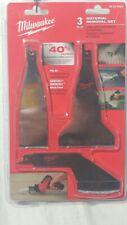 Milwaukee Sawzall Material Removal Blade Set 3pc. 49-22-5403