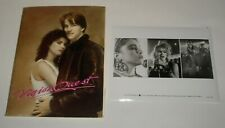 1985 VISION QUEST MOVIE PROMO PRESS KIT 14 PHOTOS MADONNA LINDA FIORENTINO