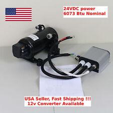 24V DC Refrigeration Compressor AC Air Conditionner Reefer Solar 6000btu R134a