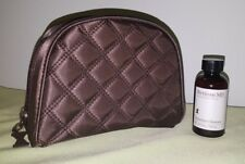 Perricone Md Nutritive Cleanser 2 oz (59 ml) And Perricone Md Brown Quilted Bag