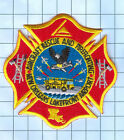 Fire Patch - New Orleans Lakefron Aircraft Rescue and Firefighting