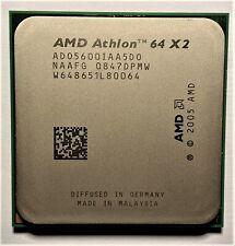 AMD Athlon 64 x2 5600 2.9 GHz ADO5600IAA5DO doble nucleo  Original