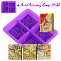 Boob Small Soap 1 Cavity Silicone Mold 1719