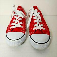 Airwalk Red Canvas Sneakers Men's Size 7.5