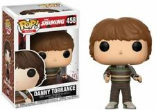 "THE SHINING - DANNY TORRANCE  3.75"" POP MOVIES VINYL FIGURE FUNKO 458 UK SELLER"
