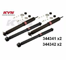 For Jeep Grand Cherokee Shock Absorber Set KYB Gas 344342 344341 Fast Shipping