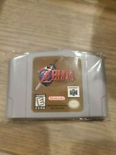 The Legend of Zelda Ocarina of Time Video Game For Nintendo 64 N64