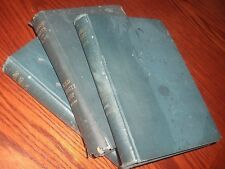 """1890-1900 ~ """"THE WORKS of CHARLES DICKENS""""~ 3 RARE EDITIONS  ~ P.F. Collier Co."""