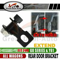 REAR DOOR EXTENSION BRACKET FIT FOR NISSAN GU PATROL SERIES 1-8 & Y61 WAGON
