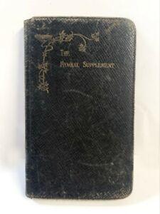 Antique Vintage The Hymnal Supplement
