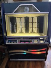 Rowe Cd-100 Jukebox With Remote Selection Box And Cable