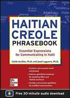 Haitian Creole Phrasebook : Essential Expressions for Communicating in Haiti,...