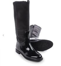 Santana Canada Aquatherm Women's Snow Rain Boots Wide Calf Tall Riding Boot 8