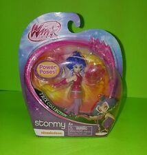 "Winx Club Stormy Trix Collection 3.75"" Mini Figure Small Nickelodeon New"
