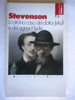 Lo strano caso del dottor Jekyll e del signor Hydestevenson horror come nuovo