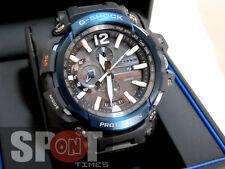 Casio G-Shock Gravitymaster GPS Hybrid Radio Controlled Men's Watch GPW-2000-1A2