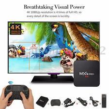 MXQ Pro 4K HD  Android 5.1 Quard Core TV Box S905 Media Player
