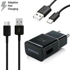 Samsung EP-TA20 Adaptateur Chargeur rapide + Type-C Câble pour ZTE Axon Max