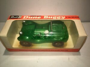 Vintage Revell 1/32 Scale 1960's Dune Buggy Slot, Metalflake Lime, New In Box.