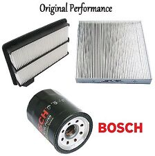 Tune Up Kit Cabin Air Oil Filters for Honda Civic Si; MUGEN Si; 2.0L 2008