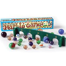 Marble Games Pack TABLE TOP jouets traditionnels classique en plein air enfants