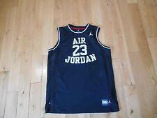 Black AIR JORDAN Fly Since 1982 #23 Michael Jordan Brand Jersey Youth XL Nike