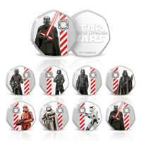 Star Wars Rise of Skywalker Limited Edition Collectable Coin Bundle Dark Side