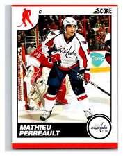 (HCW) 2010-11 Score Glossy #479 Mathieu Perreault Capitals Mint