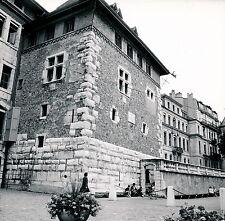 GENEVE c. 1960 - Tour de l'Hôtel de Ville Suisse - DIV 3589