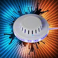 48 LED RGB DJ Club Disco KTV Party Magic Ball Effect Light Stage Lighting Hot ZH
