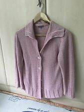 Pink jumper by M & S Per Una size 14