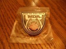 2008 Harley Davidson 105th Anniversary Ride Home MDA Vest Jacket Pin NIP