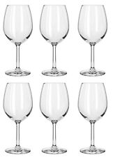6X Red or white wine glasses 460ml EXTRA QUALITY PROMOTIONAL PRICE RRP:£24.99