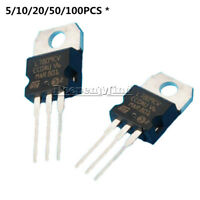 5/10/20/50/100PCS L7809CV L7809 LM7809 ST TO-220 Voltage Regulator IC 9V 1.5A