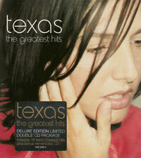 Texas - The Greatest Hits (European Import Double CD Album)