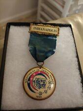 Murat Temple Mason 1900 Indianapolis Meeting Medal