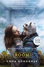 Room by Emma Donoghue (2015, Paperback, Movie Tie-In)